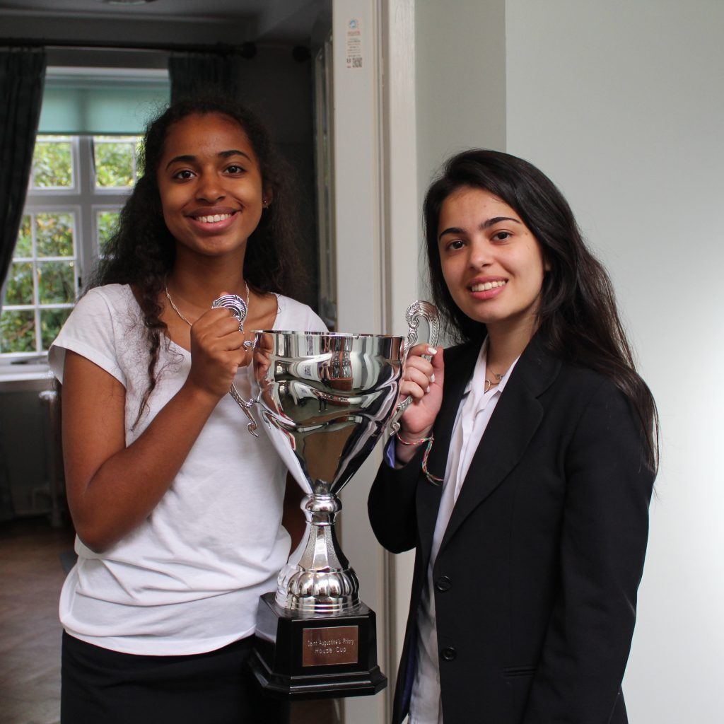 St Augustine's House Cup